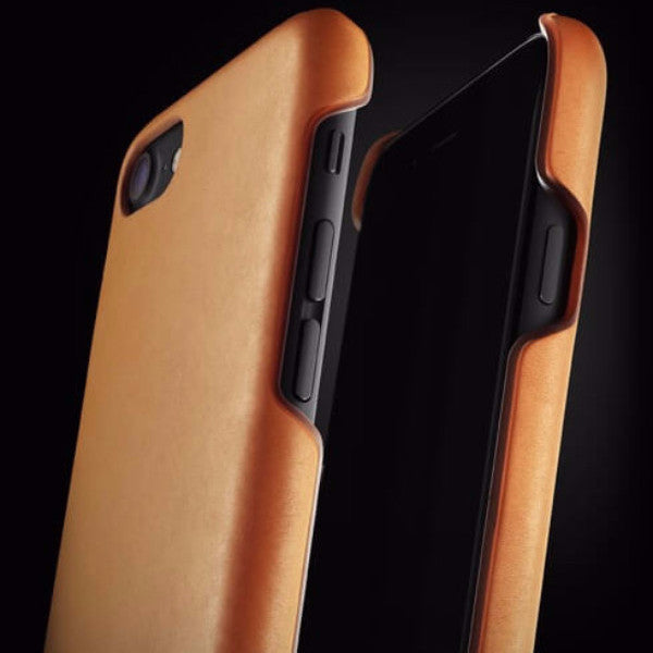 iPhone 7 / 7 Plus Genuine  Leather Case - Mujjo