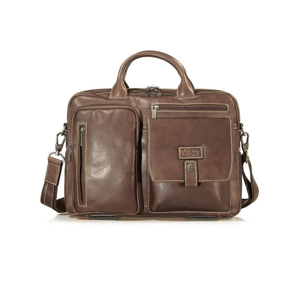 Montana Casual Laptop Briefcase