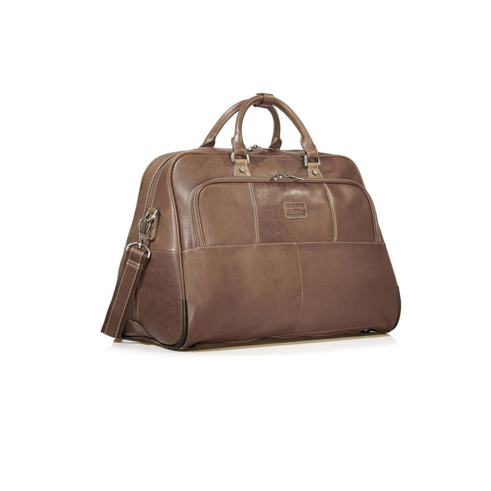 Montana Leather Travel Bag