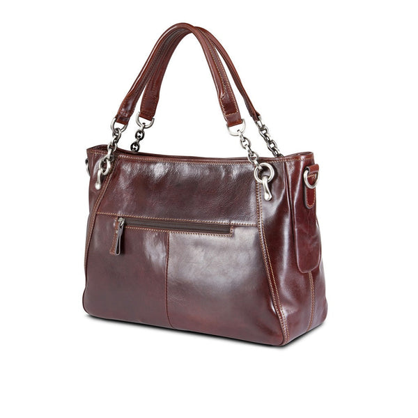Oxford Double-Handed Handbag