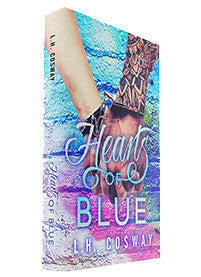 Hearts of Blue Signed Paperback