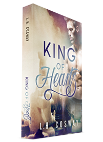 King of Hearts Signed Paperback