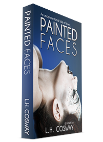 Painted Faces Signed Paperback