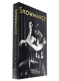 Showmance signed paperback