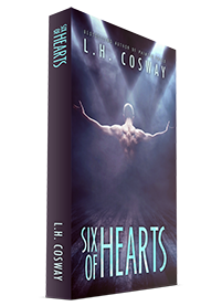 Six of Hearts Signed Paperback
