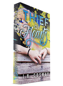 Thief of Hearts Signed Paperback