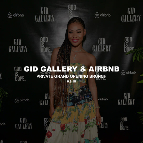 GID Gallery & AIRBNB Private Grand Opening Brunch