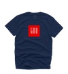 """GOD"" TEE (NAVY GOD COLLECTION)"