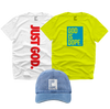 """2 SHIRT+ HAT"" BUNDLE (BEST DEAL)"