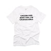 """UNLESS"" TEE (WHITE/BLACK)"