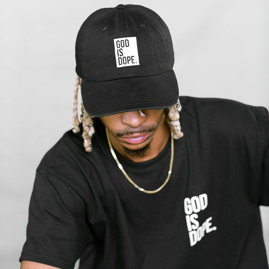 Black Box Logo Hat