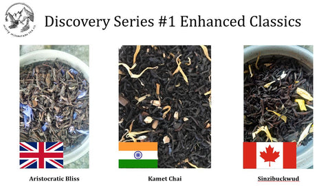 Discover Enhanced Black Tea Classics