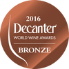 Decanter World Wine Awards Bronze 2016