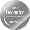 Decanter World Wine Awards Silver 2016