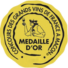 Medaille D'Or Macon 2009