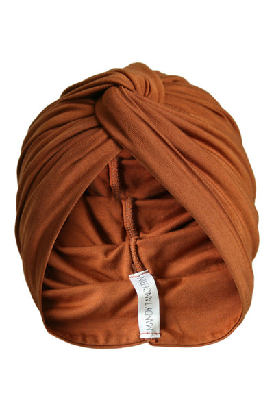 Rust Twist Turban