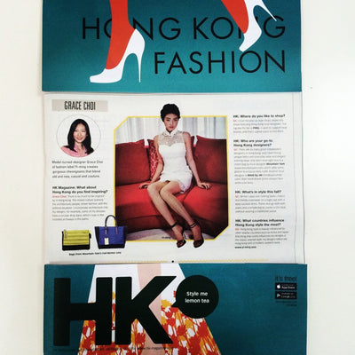 Designer Grace Choi talked to HK Magazine about what she thinks is haute for the season