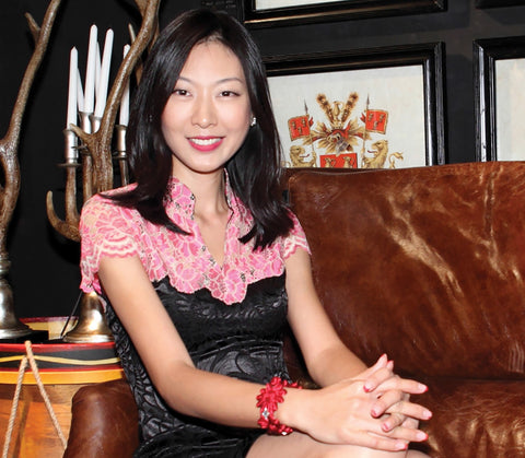 Grace Choi - Yi-ming Founder and Designer