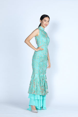 ELSA Starry Sequins Gown