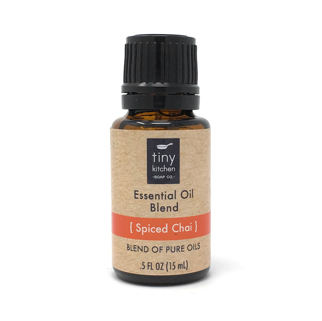 Tiny Kitchen Soap Co. Spiced Chai Essential Oil Blend