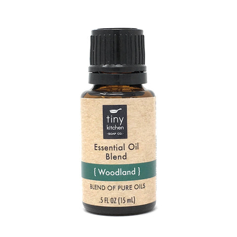 Essential Oil Blend - Woodland