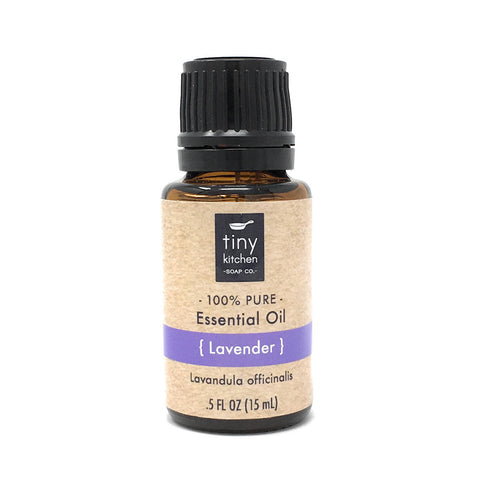 Essential Oil - Lavender - 100% Pure & Undiluted, Therapeutic Grade