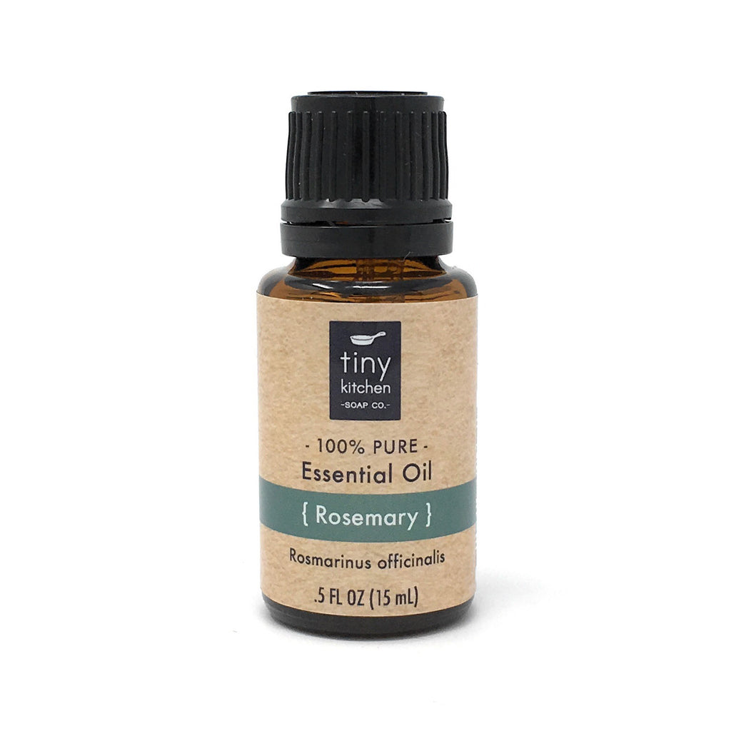 Essential Oil - Rosemary - 100% Pure & Undiluted, Therapeutic Grade