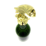 [ IKC Design ] Bass Trophy Wine Bottle Stopper with Stainless Steel Base