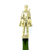 [ IKC Design ] King Trophy Wine Bottle Stopper with Stainless Steel Base
