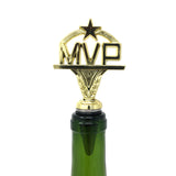 [ IKC Design ] MVP Trophy Wine Bottle Stopper with Stainless Steel Base