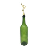 [ IKC Design ] Swim Trophy Wine Bottle Stopper with Stainless Steel Base