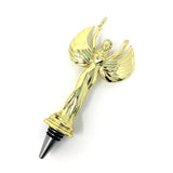 [ IKC Design ] Victory Trophy Wine Bottle Stopper with Stainless Steel Base