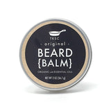 Beard Balm - Original Scent - All Natural & Organic with Pure Essential Oils