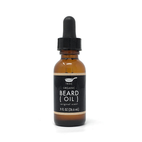 Beard Oil - Original Scent - All Natural & Organic with Pure Essential Oils