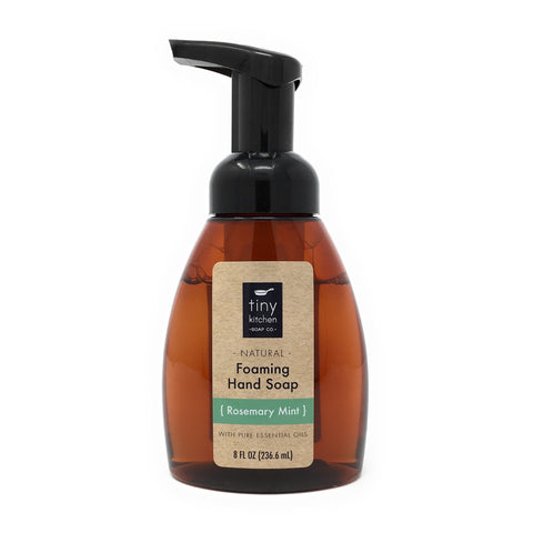 Foaming Hand Soap - Rosemary Mint