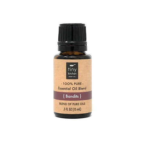 Tiny Kitchen Soap Co. Bandits Essential Oil Blend