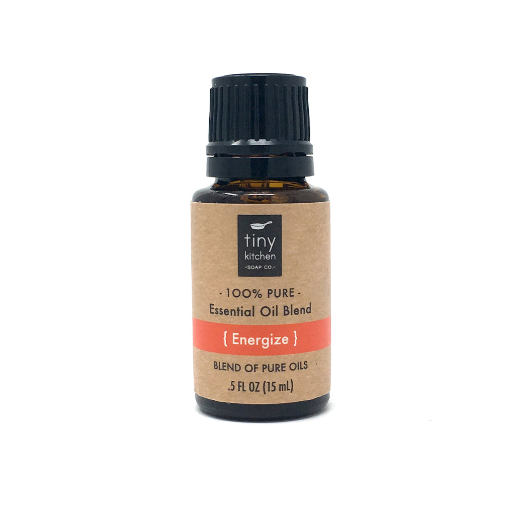 Tiny Kitchen Soap Co. Energize Essential Oil Blend