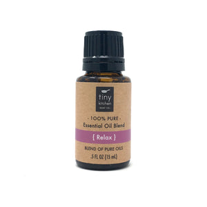 Tiny Kitchen Soap Co. Relax Essential Oil Blend