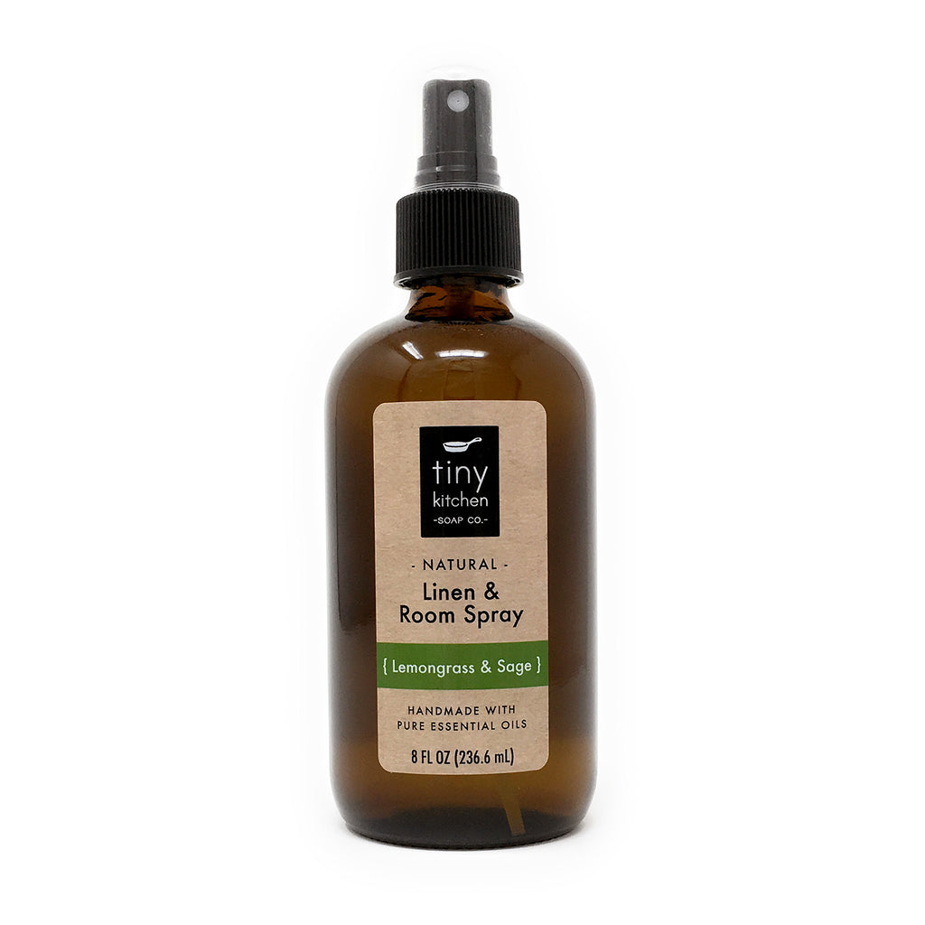 Linen & Room Spray - Lemongrass & Sage