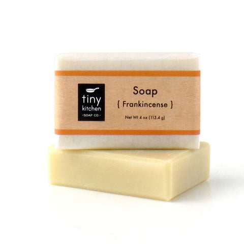 Bar Soap - Frankincense