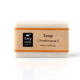 Tiny Kitchen Soap Co. Frankincense Natural Bar Soap