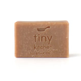 Tiny Kitchen Soap Co. Green Tea & Lemon Eucalyptus Natural Bar Soap
