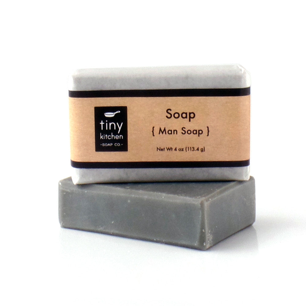 Bar Soap - Man Soap