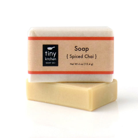 Bar Soap - Spiced Chai