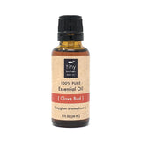 Essential Oil - Clove Bud - 100% Pure & Undiluted, Therapeutic Grade