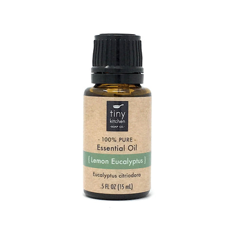 Essential Oil - Lemon Eucalyptus