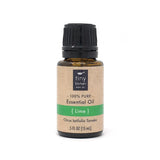 Essential Oil - Lime - 100% Pure & Undiluted, Therapeutic Grade