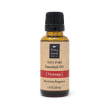 Essential Oil - Nutmeg - 100% Pure & Undiluted, Therapeutic Grade