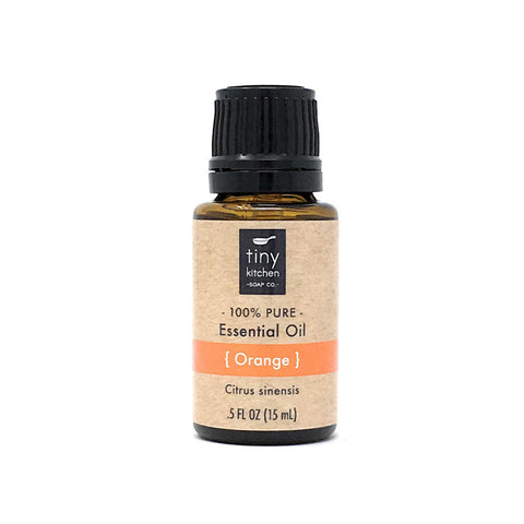 Essential Oil - Orange (Sweet)