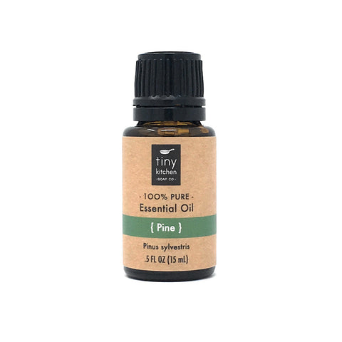 Tiny Kitchen Soap Co. Pure Pine Essential Oil - Pinus sylvestris